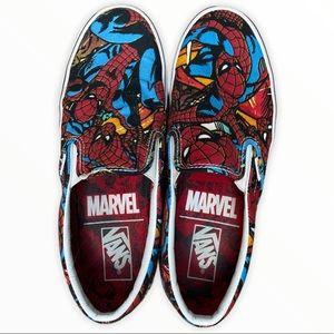 Vans x Marvel Spider-Man Classic Slip-On